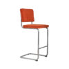 ridge-rib-barstool-orange