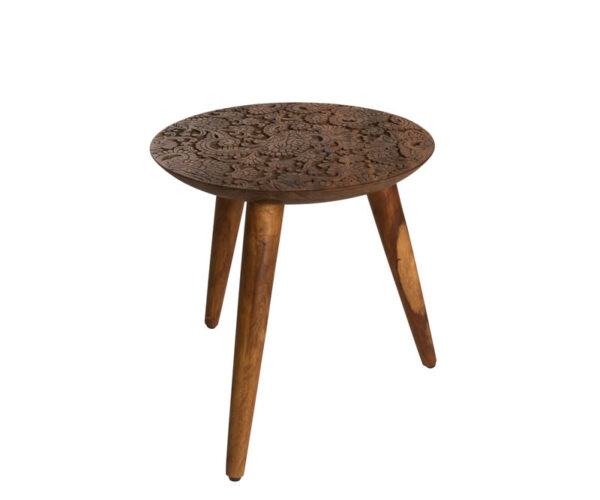 By hand side table 1